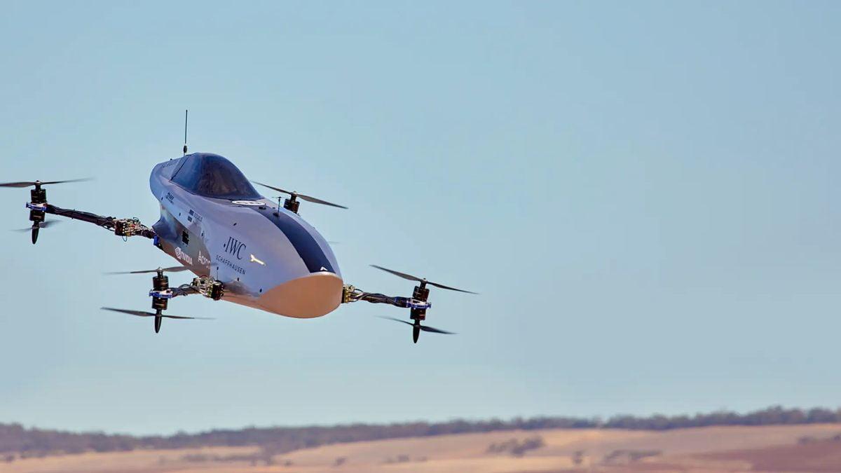 Airspeeder vehículo volador