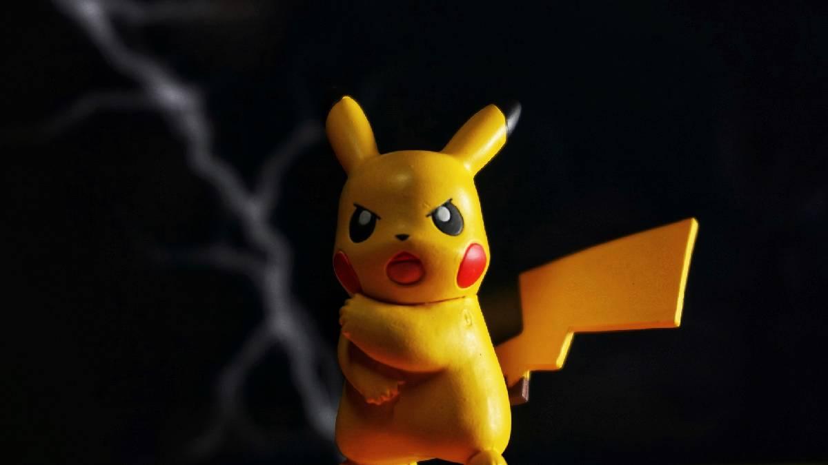 pikachu pokemon netflix
