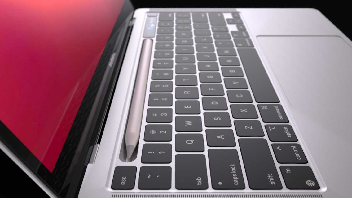 Apple Pencil MacBooks