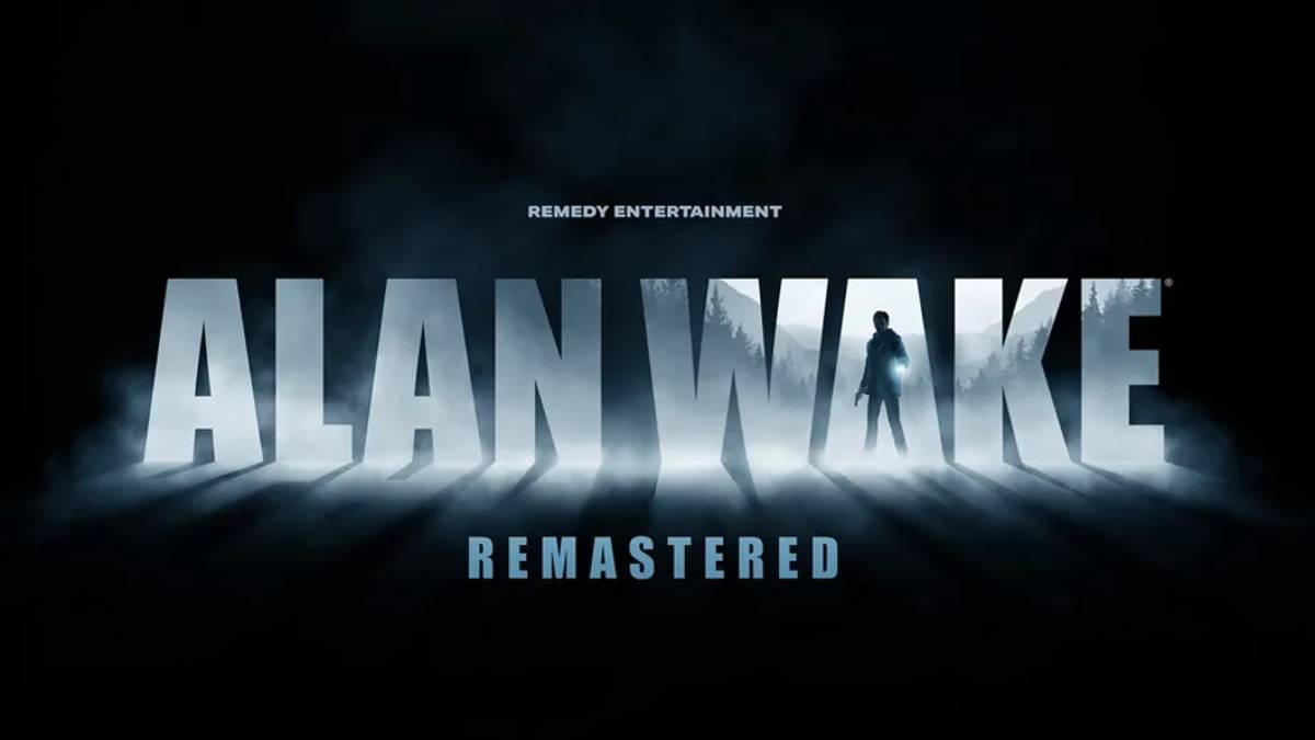 Alan Wake remasterizado