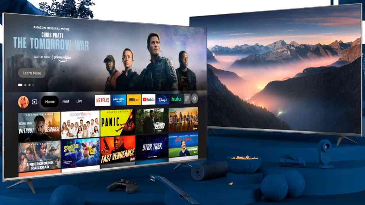 Amazon televisores