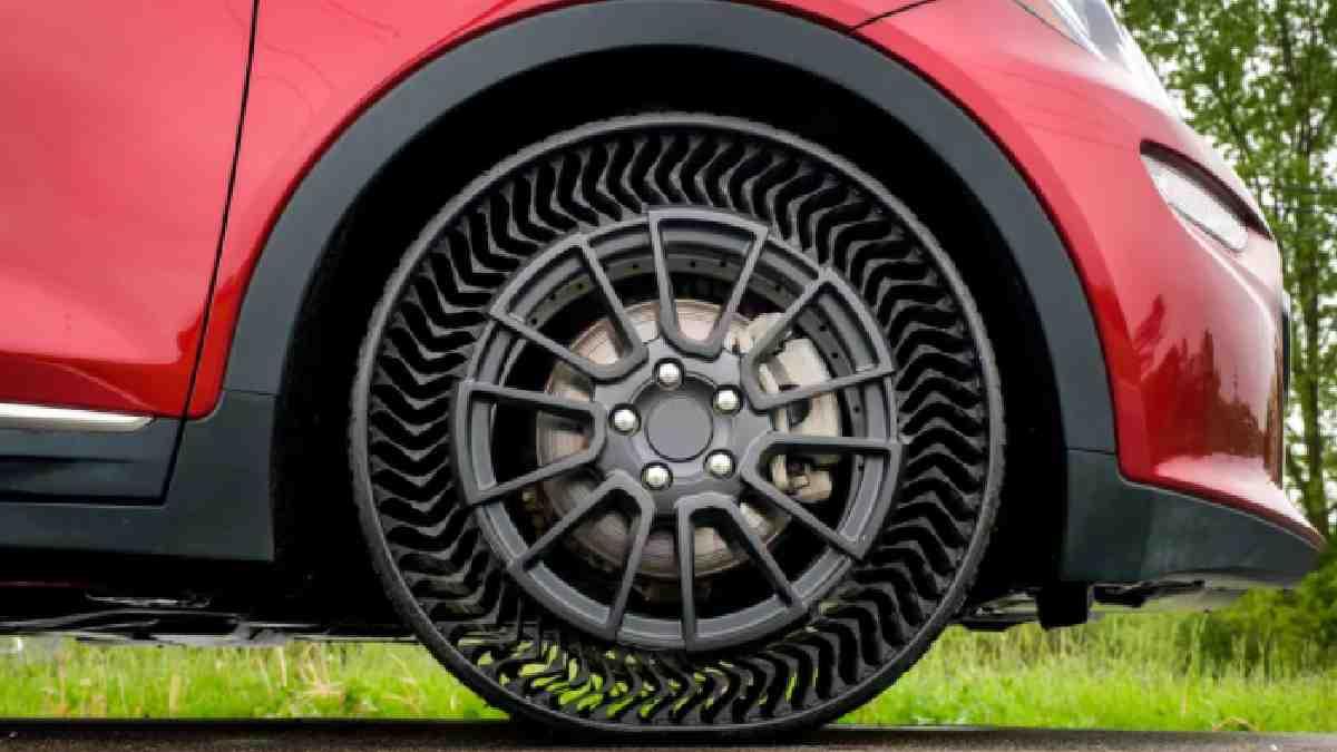 neumáticos sin aire