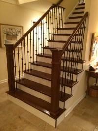 Hardwood Stair Treads - Folsom Stair & Woodworks