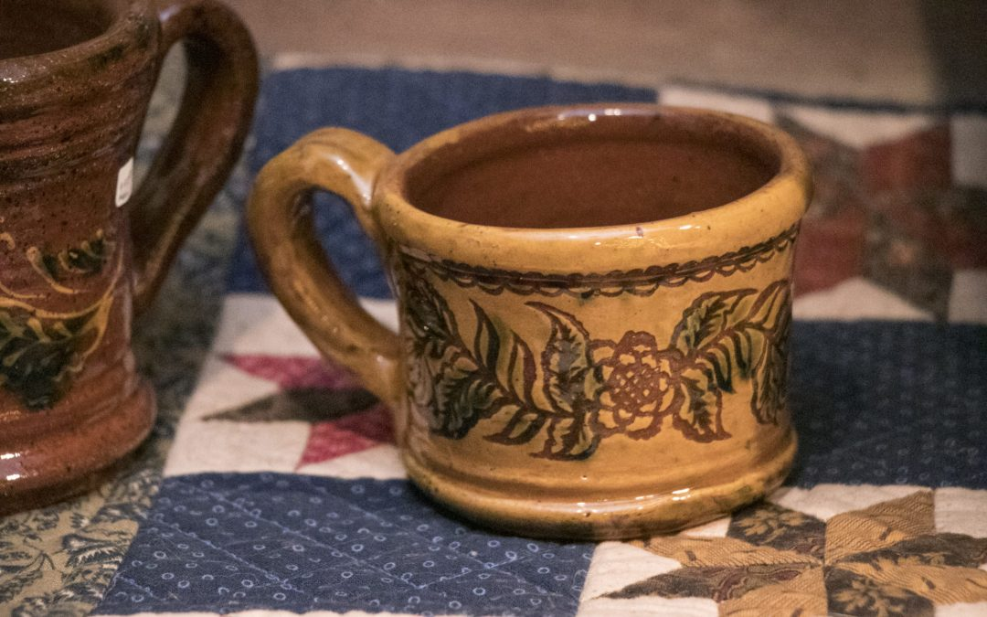 Home Image: A Potter's Show