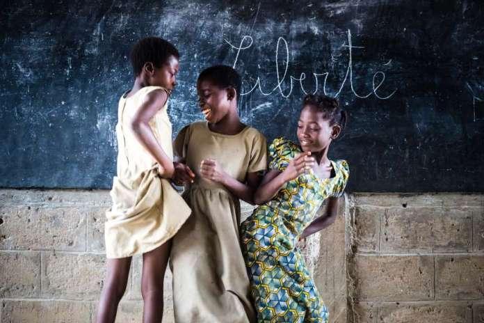 freedom-three-little-girls-at-school-in-africa