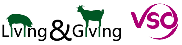 Living & giving.vso logo
