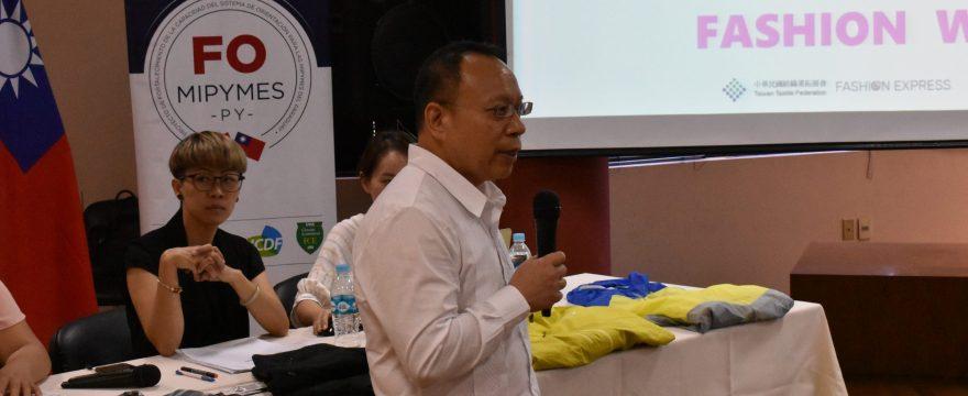 Colaboración con la Asociación Industrial de Confeccionistas del Paraguay (AICP) 2019