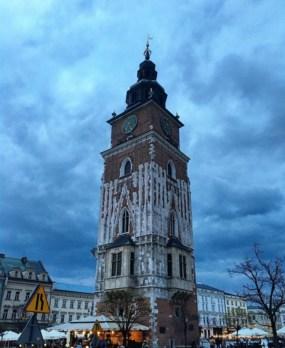 Tower Hall Krakow