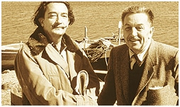 Walt Disney and Salvador Dali 1957 - Destino