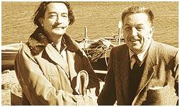 Walt Disney and Salvador Dali 1957 - Destino