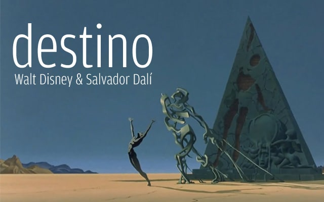Salvador Dalí and Walt Disney's – Destino [ FILM ]