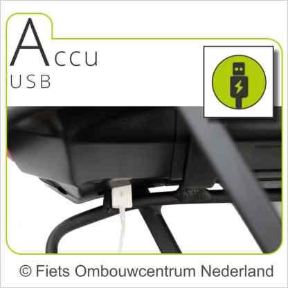 Ombouwset Middenmotor Bafang BBS accu 04