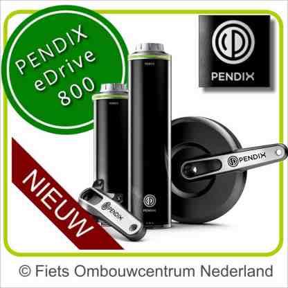 Ombouwset Middenmotor Pendix eDrive800