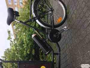 Christiania Rolstoelbakfiets Pendix eDrive Middenmotor FONebike Arnhem 0109