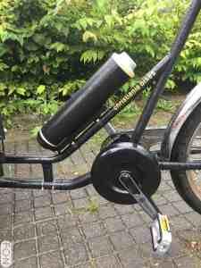 Christiania rolstoelbakfiets met Pendix ombouwset