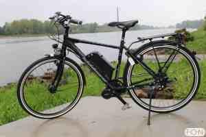 Gudereit SX-R4.0 Sport met Bafang middenmotor ombouwset FON Arnhem
