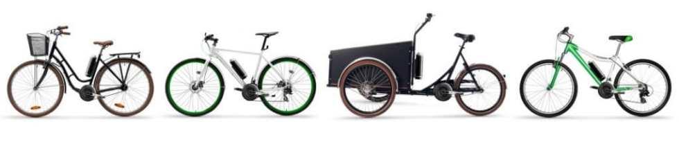 elektrische fiets opvoeren