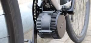 Ombouwset met Bafang Middenmotor Fiets Ombouwcentrum Nederland FON 01