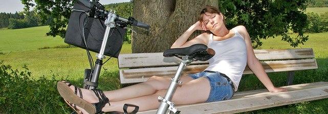 e bike verzekering van Kingpolis