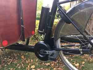 Bakfiets.nl Cargo Trike ombouwen tot ebike met Pendix eDrive 0351