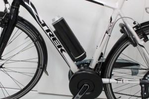 Trek T500 ombouwen tot elektrische fiets met ombouwset FON Arnhem4817