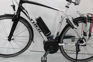 Trek T500 ombouwen tot elektrische fiets met ombouwset FON Arnhem4818