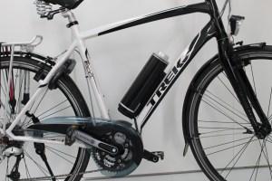 Trek T500 ombouwen tot elektrische fiets met ombouwset FON Arnhem4823