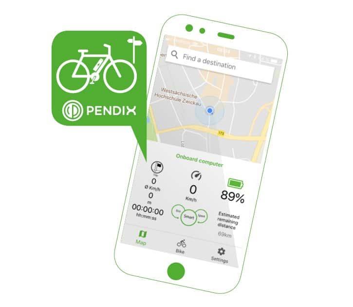 nieuwe pendix app voor android en iOS