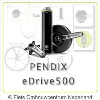 Pendix eDrive500 overzicht