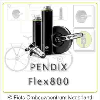 Pendix eDrive800 Flex overzicht