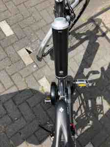 Koga Expression elektrisch maken met Pendix eDrive Middenmotor FON Arnhem 1261