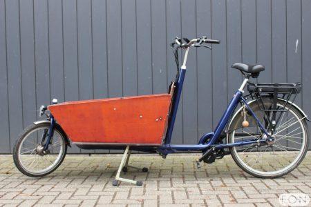 Bakfiets.nl Cargo Long elektrisch maken met Bafang Middenmotor FONebike Arnhem 4020