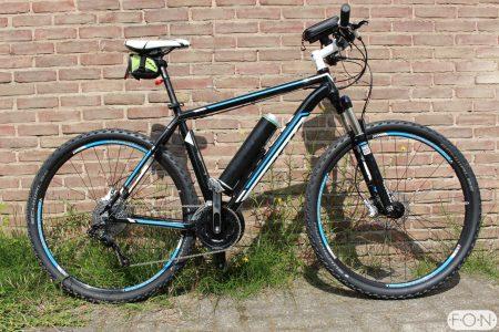 Trek elektrisch maken met Pendix eDrive Middenmotor FONebike Arnhem 4301