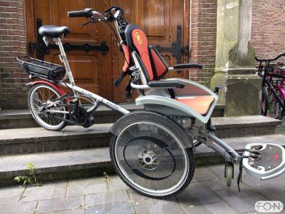van Raam elektrisch maken met Bafang Middenmotor FONebike Arnhem 2102