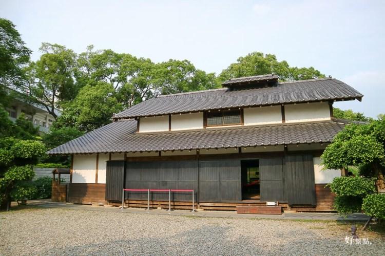 |新北。淡水|一滴水紀念館、和平公園-充滿日式風情的建築及庭園美景