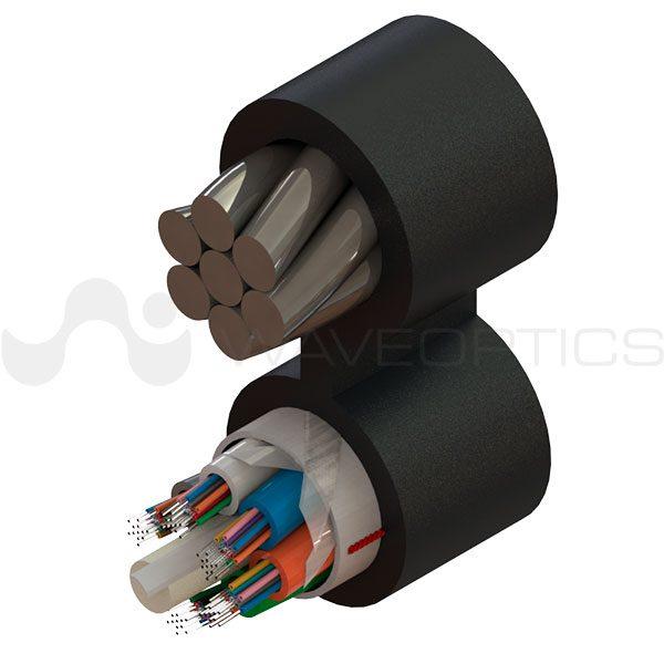 Loose Tube Figure 8 Slim Cable
