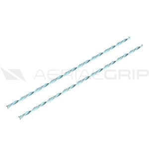Dead End Splice for Messenger Cable