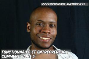 cumul fonctionnaire entrepreneur