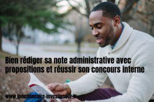 concours-interne-preparation-note-administrive