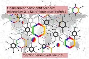 financement participatif prêt entreprises martinique