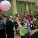 Праздничное мероприятие для детей-инвалидов, приуроченное ко Дню народного единства