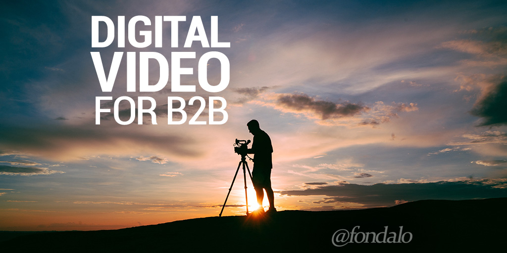 B2B Video Priority For Attention, Lead Quantity and Quality