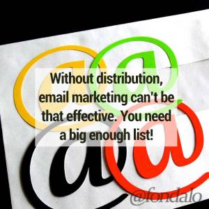 Email marketing and digital marketing