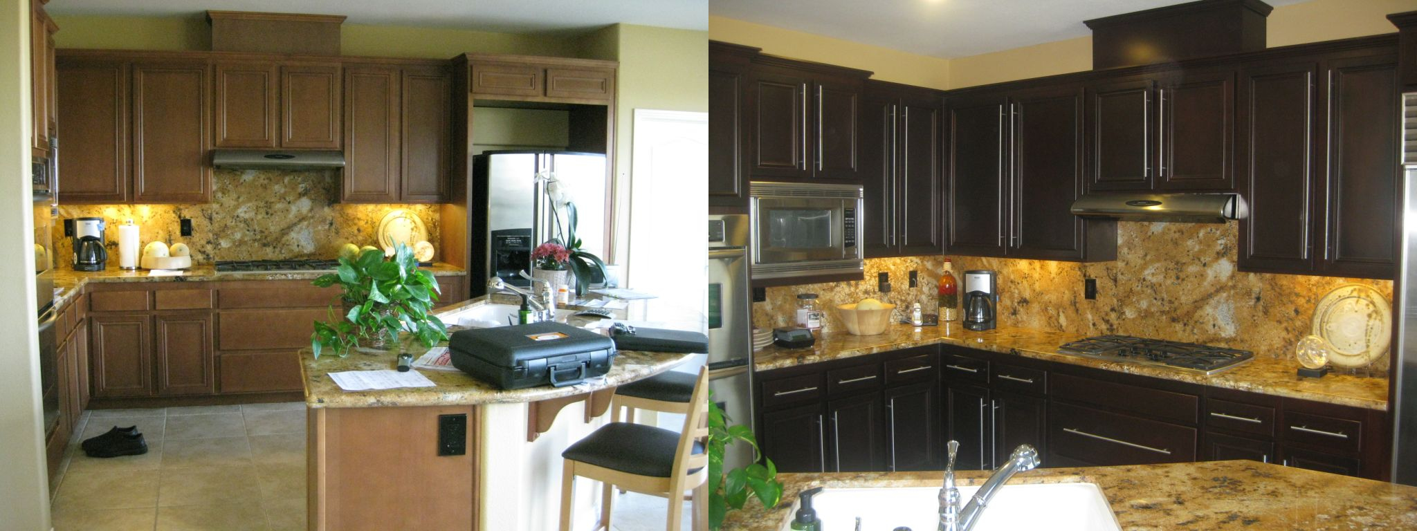 kitchen makeover companies cabinets in stock remodeling sonoma county fondare finish