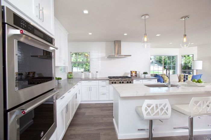 Kitchen Remodeling In Sonoma County