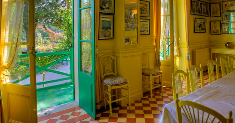 Fondation Claude Monet La Maison De Monet Fondation