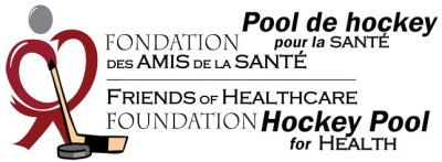 Pool de hockey pour la santé