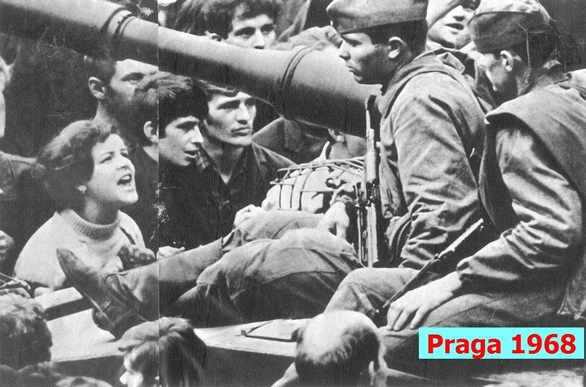 Praga '68: finisce la Primavera, inizia il lungo inverno