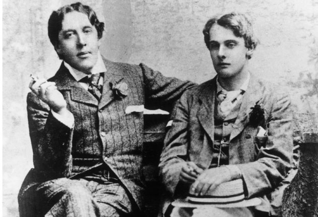 L'amore che non osa pronunciare il proprio nome : la prigionia di Oscar Wilde per omosessualità
