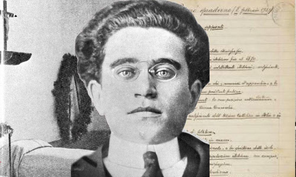 Il sostegno di Gramsci a Mussolini